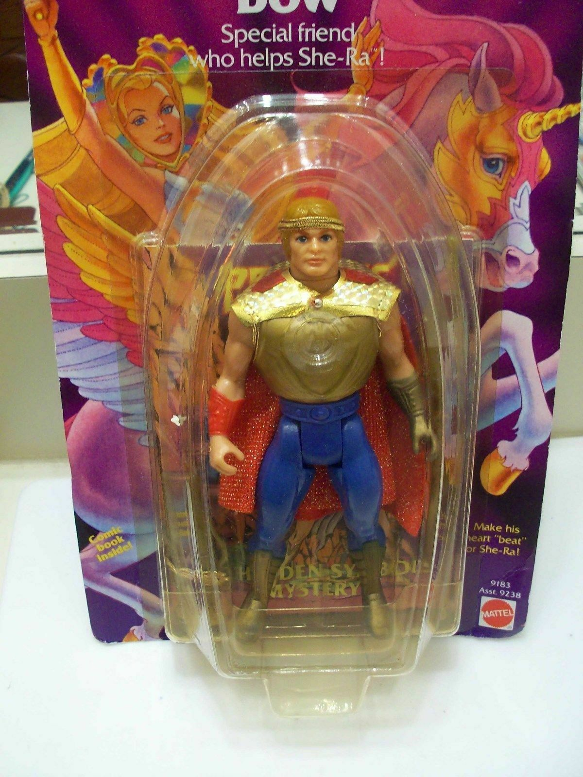 Princess of Power, BOW Friend of of of She-Ra , Mattel, 1984, MIP 9f5882