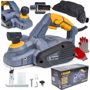 Hobel-Handhobel-Hobelmaschine-Elektrohobel-1400-W-82-mm-Fasen-PM-SE-1400T