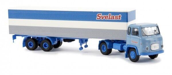 1 87 Brekina Scania LB 76 Svelast Svelast Svelast 85157 45addb