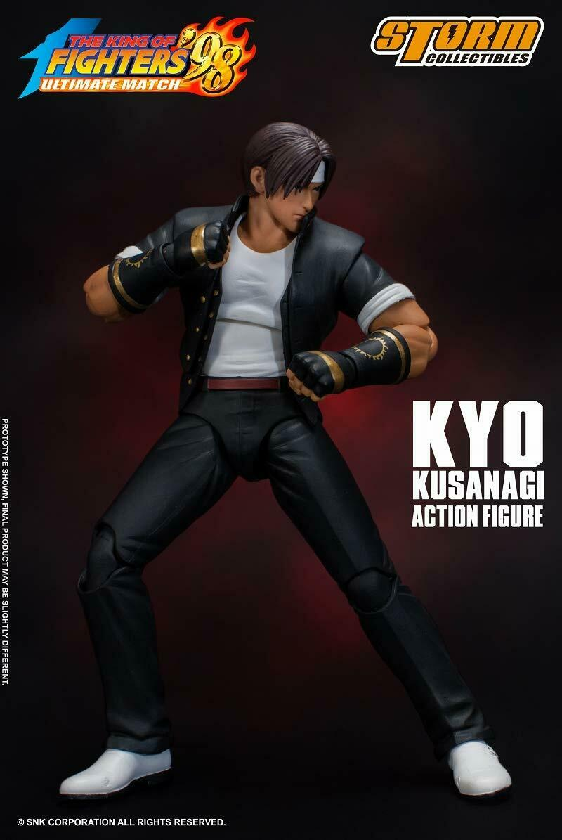 Storm Collectibles The King of Fighters 98 Ultimate Match Kyo Kusanagi