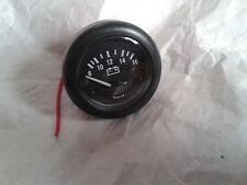 VDO voltage gauge