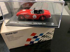 Oficial-Genuino-BMW-507-Mille-Miglia-1994-Minichamps-Escala-1-43-Modelo