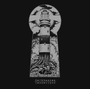 Dark-Hansen-est-entre-tes-mains-LP-Ltd-White-SINGLE-SIDED-Vinyle-multiplication-Punk-NEW