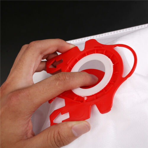 10Pcs Vacuum Cleaner Cloth Dust Bags Fit For MIELE FJM C1 /& C2 Synthetic Typ  Ty