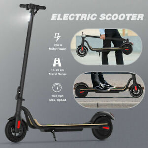 2021 Elektroroller Faltbar S10 E-Scooter 250W 25km/h 7.5Ah Elektro Roller 120kg