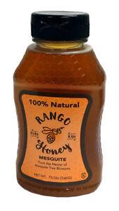 Rango-Honey-Gourmet-Sonoran-Desert-Honey-Mesquite-Flavor-12-Oz-Squeeze-Bottle