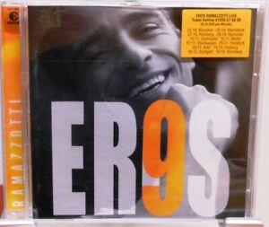 EROS-RAMAZZOTTI-CD-EROS-9-Fort-ALBUM-avec-13-superbes-chansons-ITALIE