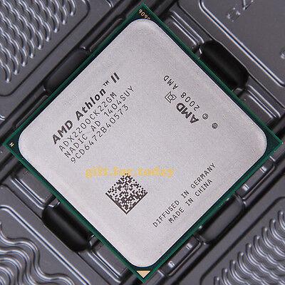 Original Amd Athlon Ii X2 220 2 8 Ghz Dual Core Adx220ock22gm Processor Cpu 683728247492 Ebay