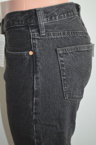 Levi/'s 501® Cropped Taper Jeans for Women Future Legend NWT Style 361900002