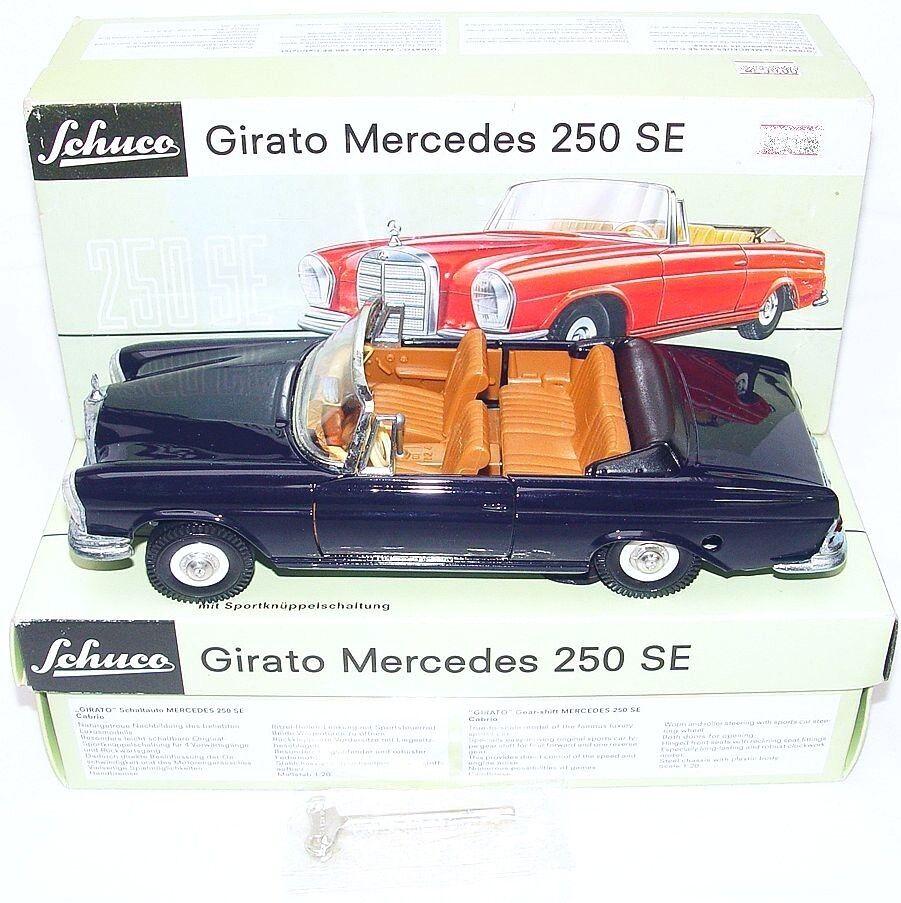 Sin impuestos Schuco réplica tormentone 1 20 Mercedes-Benz 250 250 250 se Juguete De Estaño Wind-up  4000 NMIB' 95   descuento de bajo precio