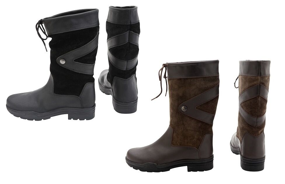 Horka Boot Greenwich SHORT OUTDOOR BOOT WITH WOOL LINING