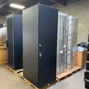 Details about Rittal 47U Dell HP IBM Server Rack Cabinet Enclosure 19
