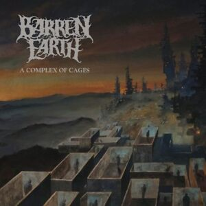 BARREN-EARTH-A-COMPLEX-OF-CAGES-SPECIAL-EDITION-DIGIPAK-CD-NEU