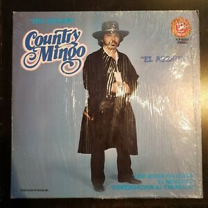 Country-Mingo-034-The-Outlaw-034-El-Asesino-Vinyl-Record-LP