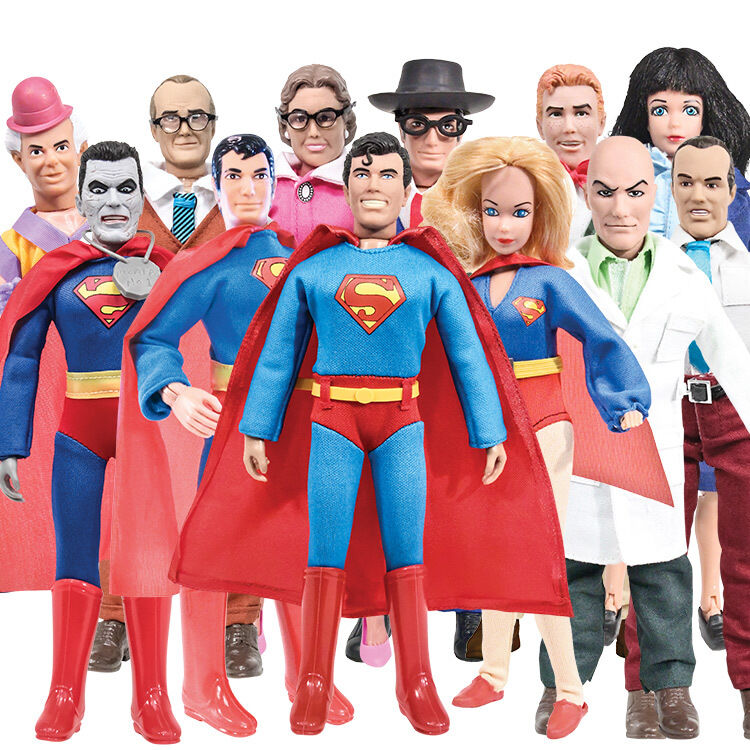 DC Comics Set of 12 Superuomo Series 1-3 cifras cifras cifras (Loose) by FTC ee51e5
