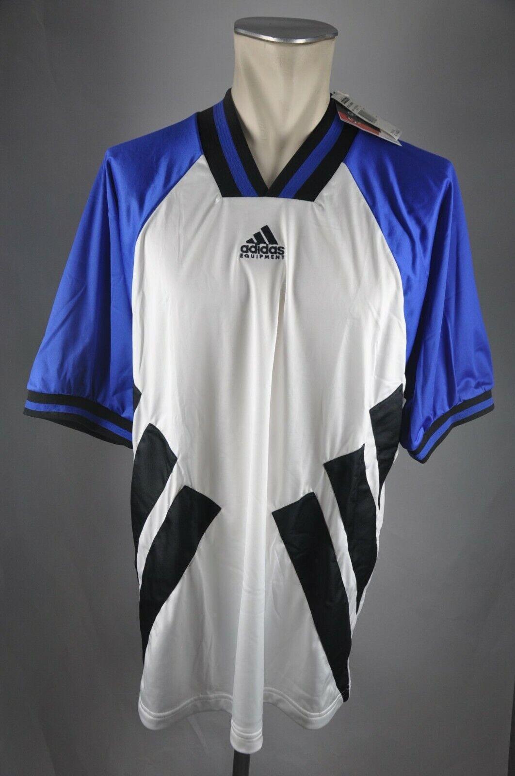 Adidas Equipment vintage Trikot 90er oldschool Shirt Gr. XL EQT- WC jersey VAD1