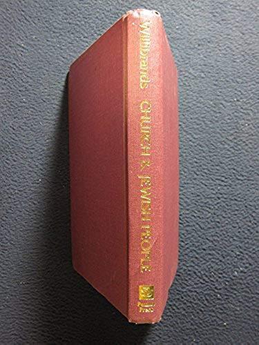 Church and Jewish People: New Considerations [Jan 01, 1991] J. G. M. Cardinal ..