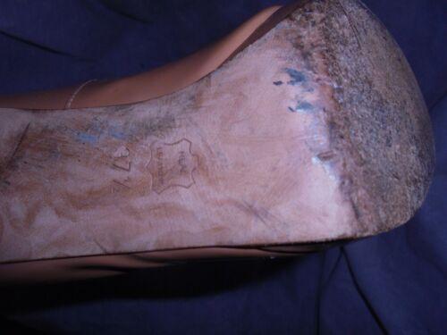bromley 5 antiscivolo pelle taglia Polsini in Uk chiaro russell Vgc marrone 5 Eu 37 4 fqwa1