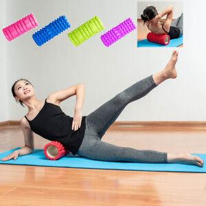 Foam Roller Yoga column Pilates Massage ball Physio Back Fitness Point Trigger