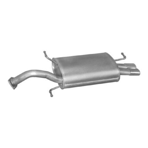 Endschalldämpfer Volvo S40 V40 2.0 16V 02.96-00 Auspuff