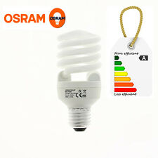 OSRAM Longlife CFL Cool Daylight 23W 6500k E27 240V Fluorescent Bulb Lamp