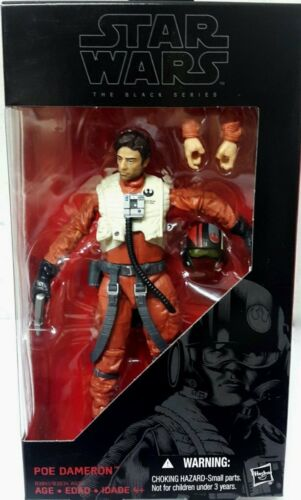 "Star Wars The Black Series 6/"" MANY NEW #1 thru  #102 !!"