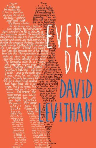 1 of 1 - Every Day by Levithan, David 140526442X The Cheap Fast Free Post