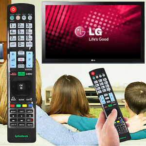 Details about Universal Remote Control For LG Smart 3D LED LCD HDTV TV Apps  - UK Stock