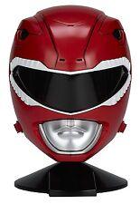 Mighty Morphin Power Rangers Legacy Ranger HelmetRed Full Scale Hot Toys New