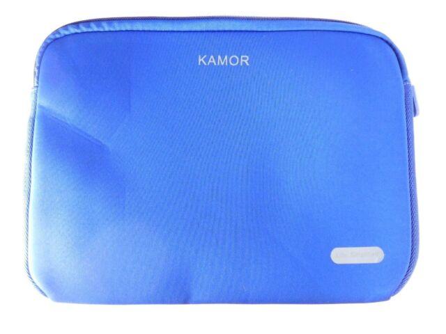 956b41886567 Kamor 13 13.3 14 Inch Water-resistant Neoprene Laptop Sleeve Case Bag Dark  Blue
