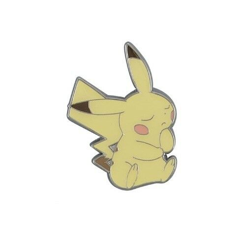 "Pokemon Center Original 7days story Pin badge /"" Day 3 /"" Pikachu Pins From Japan"