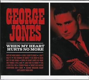 GEORGE-JONES-When-My-Heart-Hurts-No-More-New-Sealed-Country-CD-30-tracks