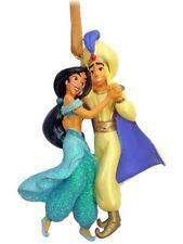 Disney Parks Princess Aladdin and Jasmine Christmas Ornament NEW