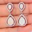 Fashion-Women-925-Silver-Opal-Dangle-Drop-Earrings-Ear-Hook-Stud-Jewelry-Gift thumbnail 24