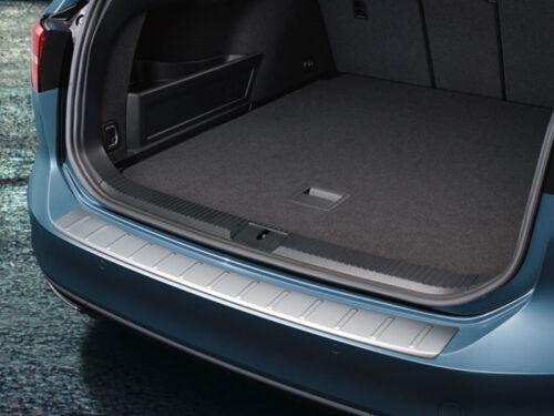 VW parachoques acero inoxidable óptica Passat Variant 3g protección de bordes