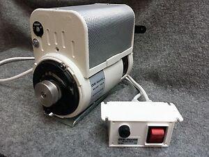 OCEL-Moretti-Motor-MP-66-fuer-Industrienaehmaschinen-elektronisch-geregelt