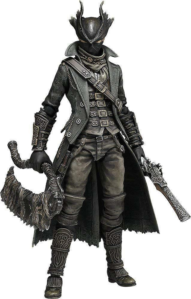 Figma   Hunter   from Bloodborne PS4 action RPG Action Figure Max Factory Japan