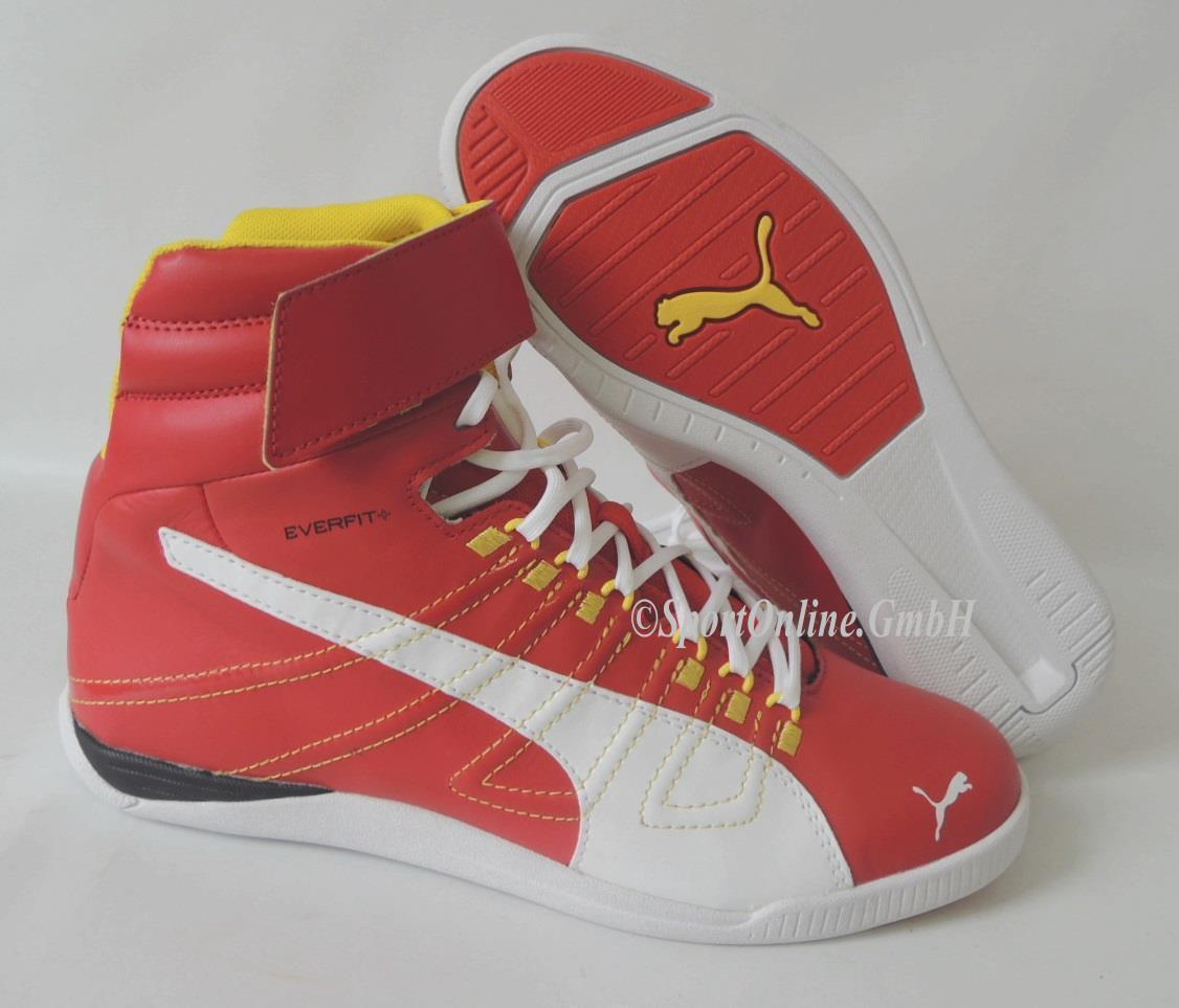 NEU Puma Everfit Mid + Men Gr. 40,5 Sneaker Schuhe 305837-01 Boots