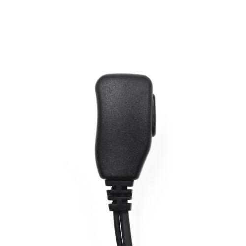 1-Wire Headset Earpiece Mic for Vertex Standard VX230 VX231 VX261 VX350 VX351