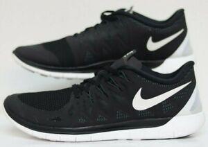 Nike Free 5.0 Black/White-Anthracite 642198-001 Men Size's   eBay