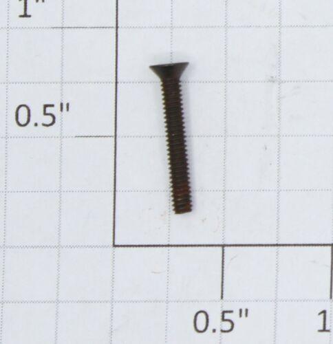 Lionel 226E-37 3-48x11//16FH Black Phillips Eccentric Crank Screw 4