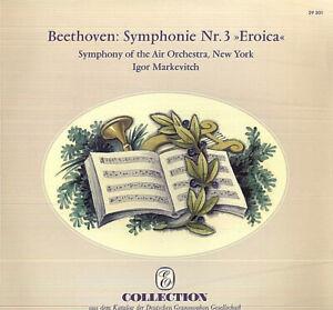 "Beethoven - Symphony No. 3, Es-dur Op. 55 ""Eroica"" , Symphony Of the Air Orchest"