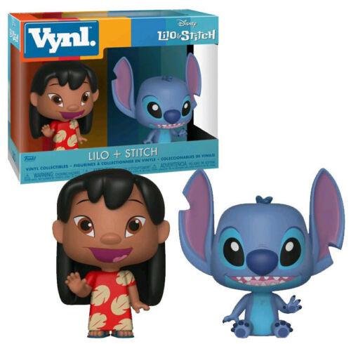 Neuf Funko Vynl 10.2cm Disney Lilo /& Stitch 2 Paquet Lilo Stitch