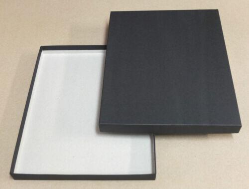 """Caja vacía de papel de 20 X 24/"""" Negro"""