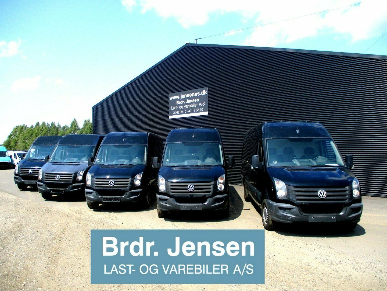 773d2154d Brugt VW Crafter 2,0 TDi 163 Kassevogn L til salg - Bilbasen