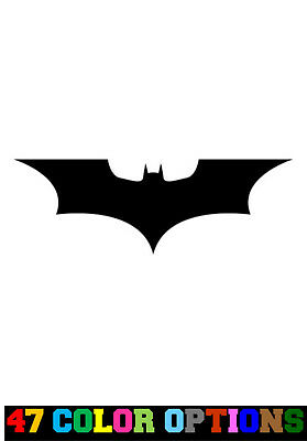 Decal Vinyl Truck Car Sticker DC Comics Batman Dark Knight Logo