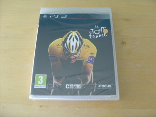 1 of 1 - PLAYSTATION 3 GAME  LE TOUR DE FRANCE  2012  *NEW SEALED *