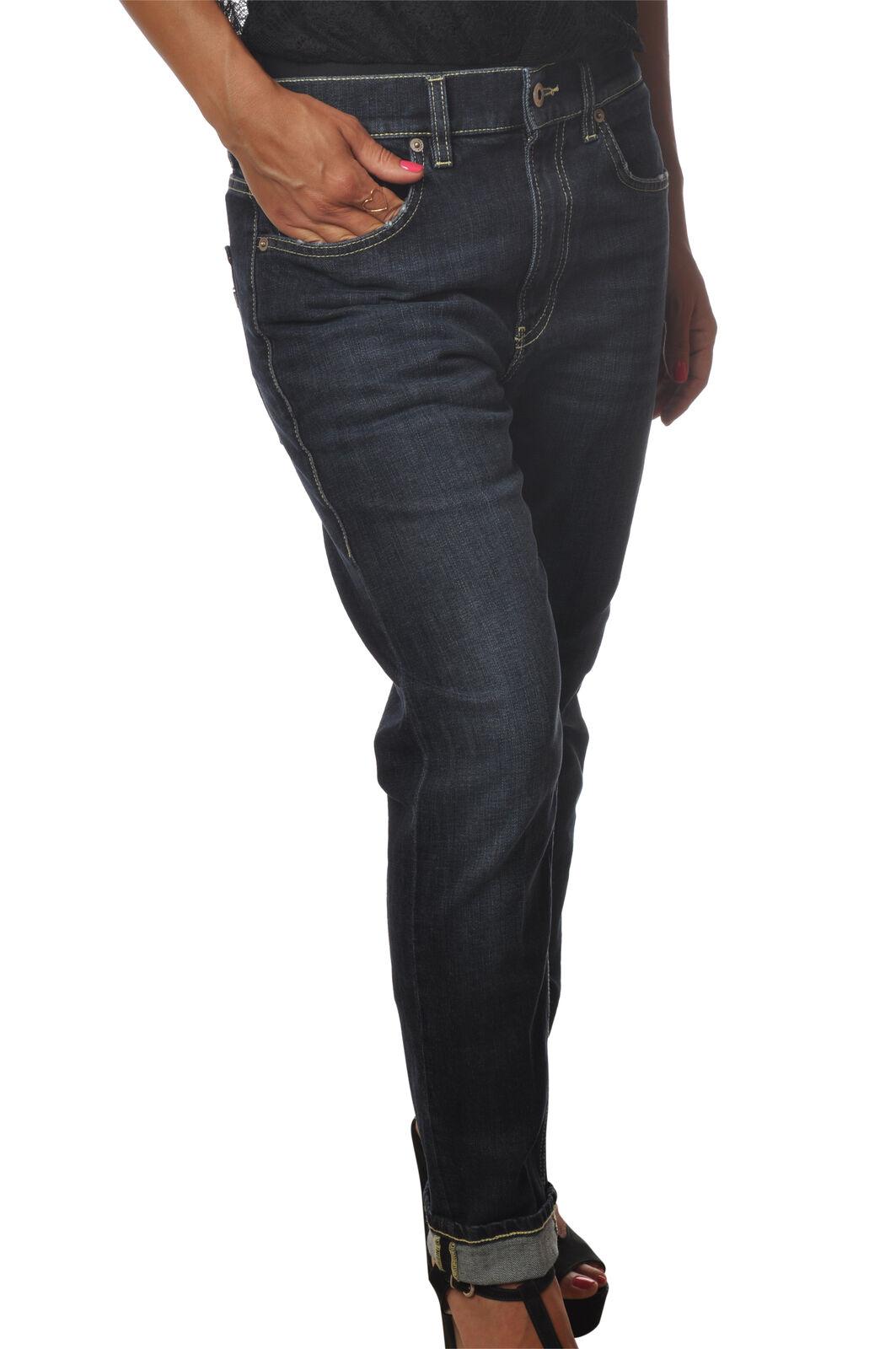 Dondup - Jeans-Hose gerades  bein - Frau - Denim - 6398216G191432  ventas en linea