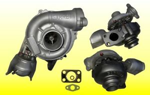 Turbolader-PEUGEOT-206-207-307-407-1-6-HDI-80KW-753420-inkl-Dichtungssatz