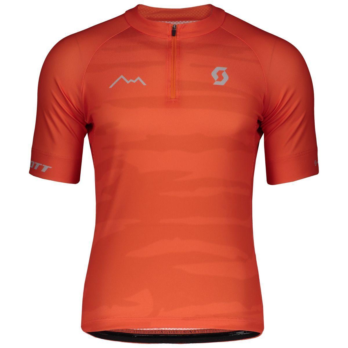 Scott Endurance 20 bicicleta camiseta  brevemente naranja 2019  wholesape barato